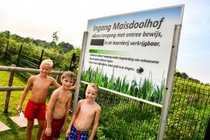 Familie uitje Friesland